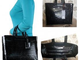 Новая классическая кожаная сумка Италия оригинал