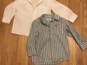 Хлопковые Рубашки для мальчика р 104 и 110