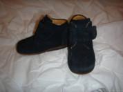 ботинки замшевые Zecchino d oro  р 20 Италия