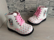 INDIGO, демисезонные ботинки для девочек