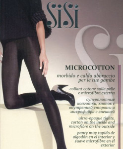 КОЛГОТКИ SISI MICROCOTTON 160 XL den