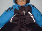 Kerry керри новый зимний комбинезон р 74 мальчик