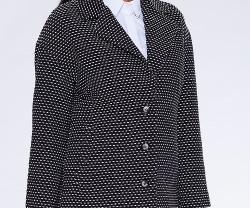 Женский жакет-пальто, р. 50. НОВЫЙ