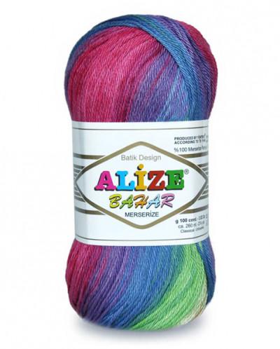 Пряжа  ALIZE BAHAR batik