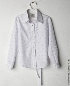 "Рубашка ""Бабочки"""