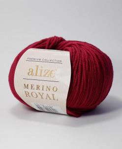 Пряжа Alize Merino Royal 100% меринос