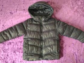 Куртка Zara, p.4-5л, 110см