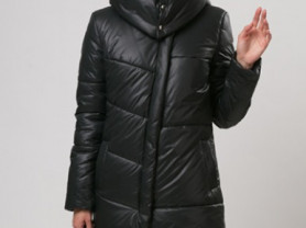 Пальто женское (демисезон) twin tip, рр 46