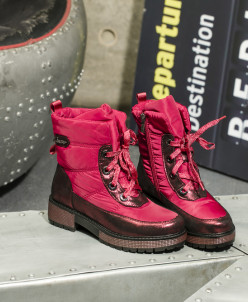 Дутики King Boots KB646RT Rot Красный