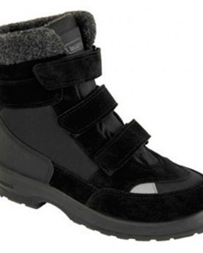 Зимние ботинки на липучках Tarra Tuisku Black Kuoma