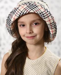 """Шляпа для девочки """"Бритни"""""""