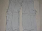 Льняные штаны для беременных Mamita