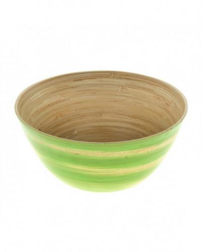 "Чаша бамбук ""Трава"" 10х20х20 см"