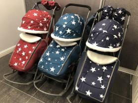 Санки-коляски Pikate звезды новые опт розн