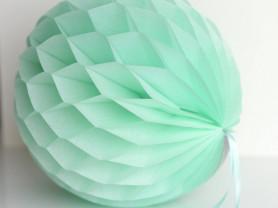 Бумажные шары - соты 30 см