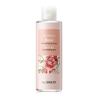 СМ Тоник для лица увлажняющий Botanica Rose Moisturizing Ton