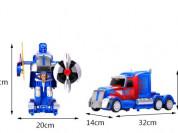 Робот трансформер Оптимус