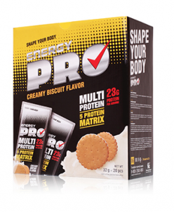Energy PRO мультипротеин – Сливочное печенье