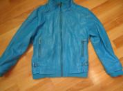 кожаная куртка 134-140