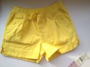 Шорты желтые (новые)
