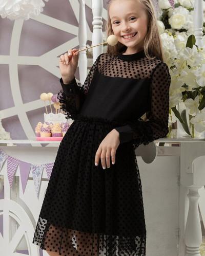 """Школьное платье для девочек """"sh-61"""""""