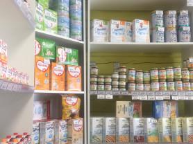 Детское питание и принадлежности