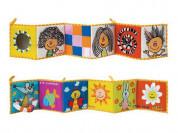 Книжка Taf Toys развивающая от 0 до 6 месяцев