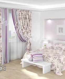 Комплект для спальни Ольбия v3 Арт.2864