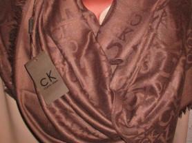 Палантин СК Calvin Klein (реплика) кашемир 65%