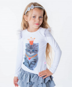 """Детская футболка """"Котя"""""""