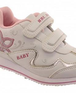 Wbl кроссовки для девочки WS56660B