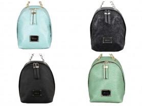 Новые кожаные рюкзаки Gaude Италия 4  цвета