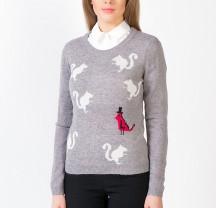 Джемпер - свитер Инсити р.42-44