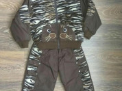 Демисезонный костюм Тигренок