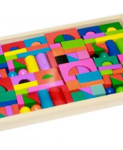 Конструктор блоки 112 деталей