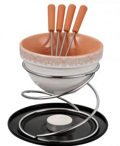 1904 GIPFEL Набор для приготовления шоколадного фондю MINOR