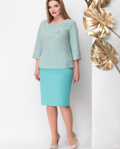Блуза, юбка Michel chic