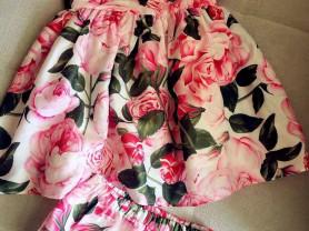 Платье+трусики в стиле D&G