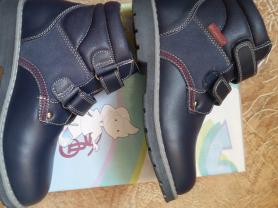 Новые утепленные ботинки р.31 стелька 20.5см