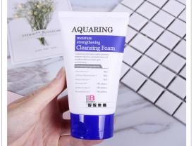 Aquaring moisture strengthening Cleansing Foam