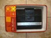 НОВЫЙ мужской портмоне в подар. коробке Dr.Koffer