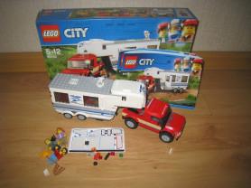 LEGO City 60182 Дом на колесах