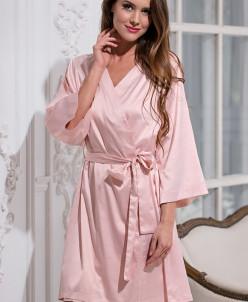 Комплект халат с сорочкой