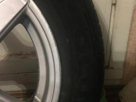 колёса в сборе 4 шт