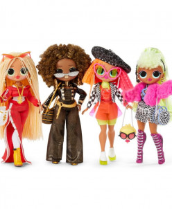 L.O.L. Surprise O.M.G. Fashion Dolls