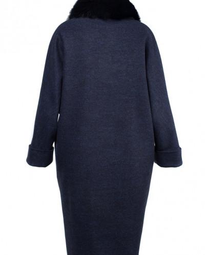 02-2473 Пальто женское утепленное