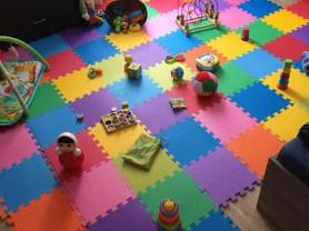 Пол для детских комнат и садиков ЭВА