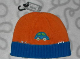 Новая шапка Next, 1-2 года
