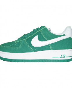 Кроссовки Nike Air Force 1 '07 Green White
