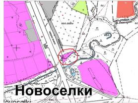 58 соток Пром.назнач., 30 м от трассы М2 Крым